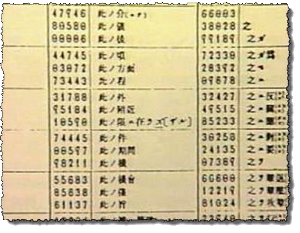 Japanese-JN-25
